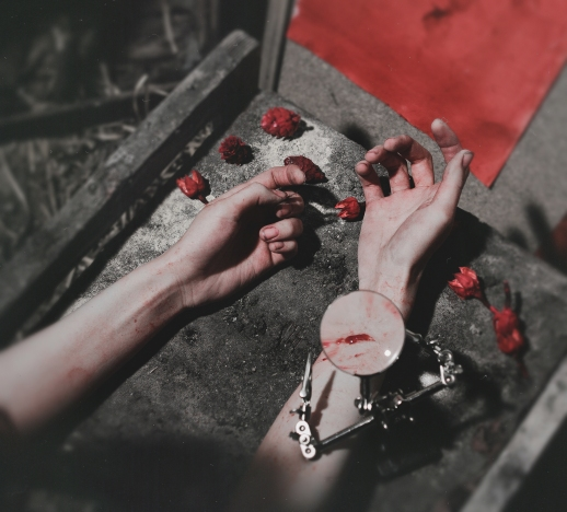 """Soul Searching,"" by Natalia Drepina"